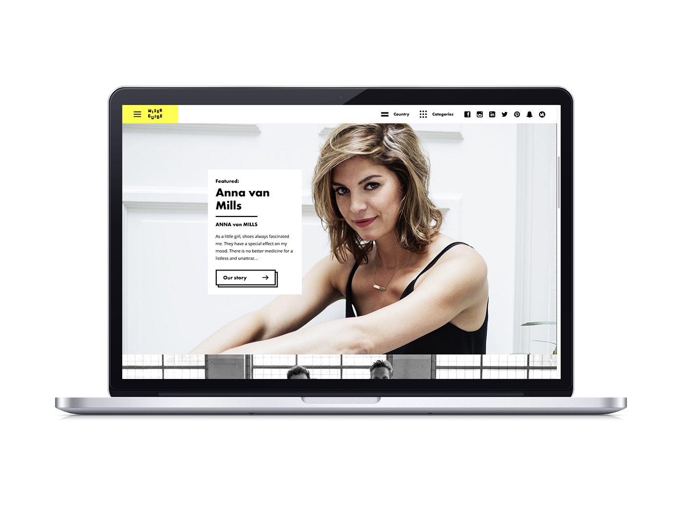 Mixerguide-homepage